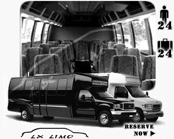 Cleveland, OHni bus for hire
