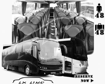 Cleveland coach Bus for rental | Cleveland coachbus for hire