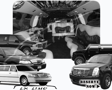Cleveland Stretch Limos for rental