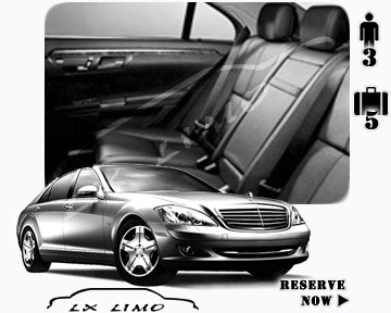 Mercedes S550 rental in Cleveland, OH